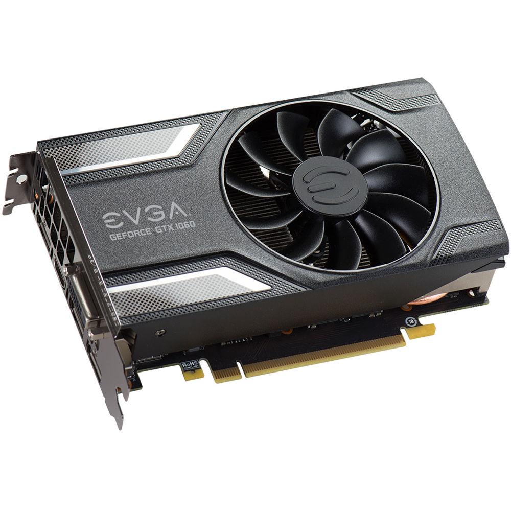 1060 Graphics Card >> Evga Geforce Gtx 1060 Sc Gaming Graphics Card 03g P4 6162 Kr B H