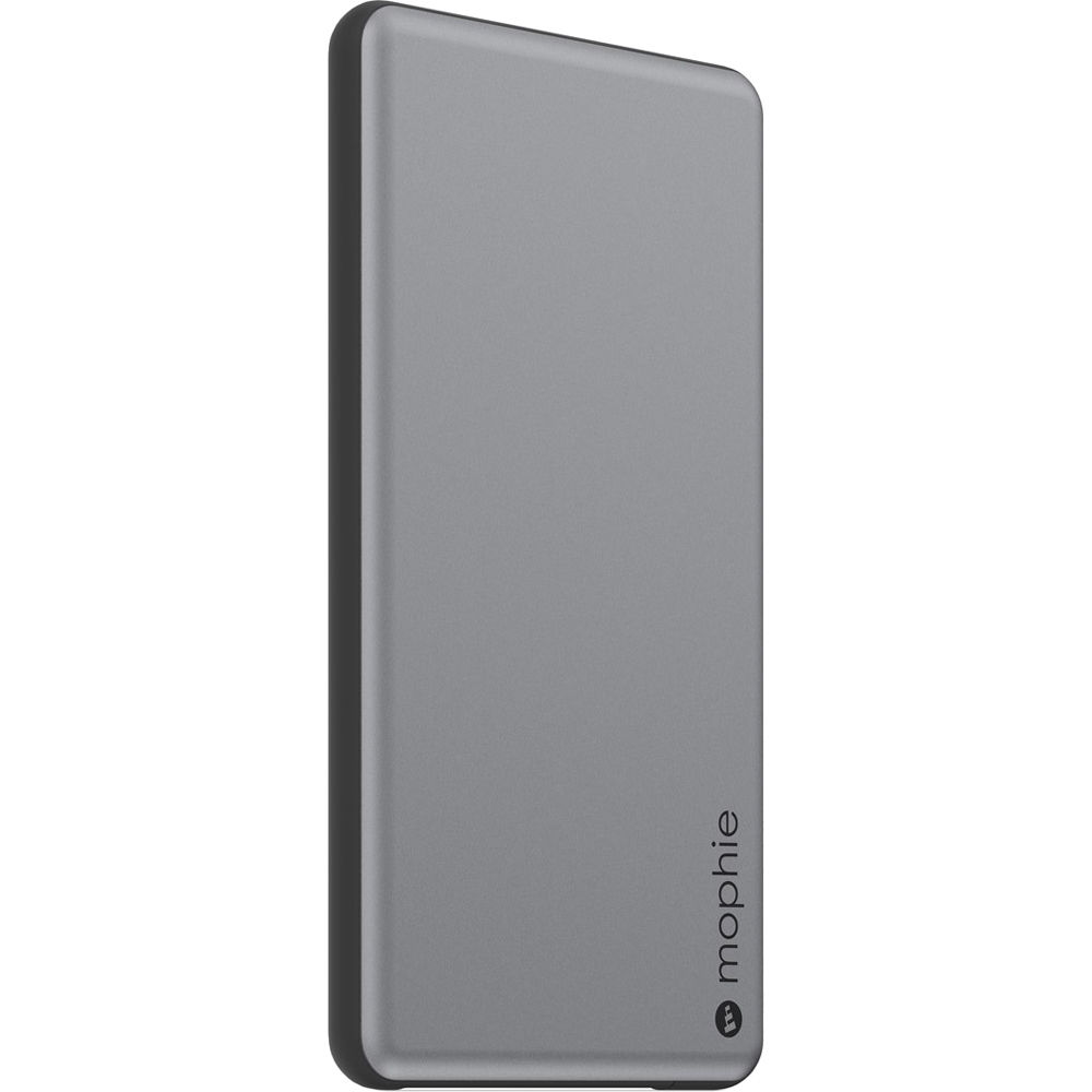 save off 00d6c 30f1d mophie Powerstation Plus Mini 4000mAh Battery Pack (Space Gray)