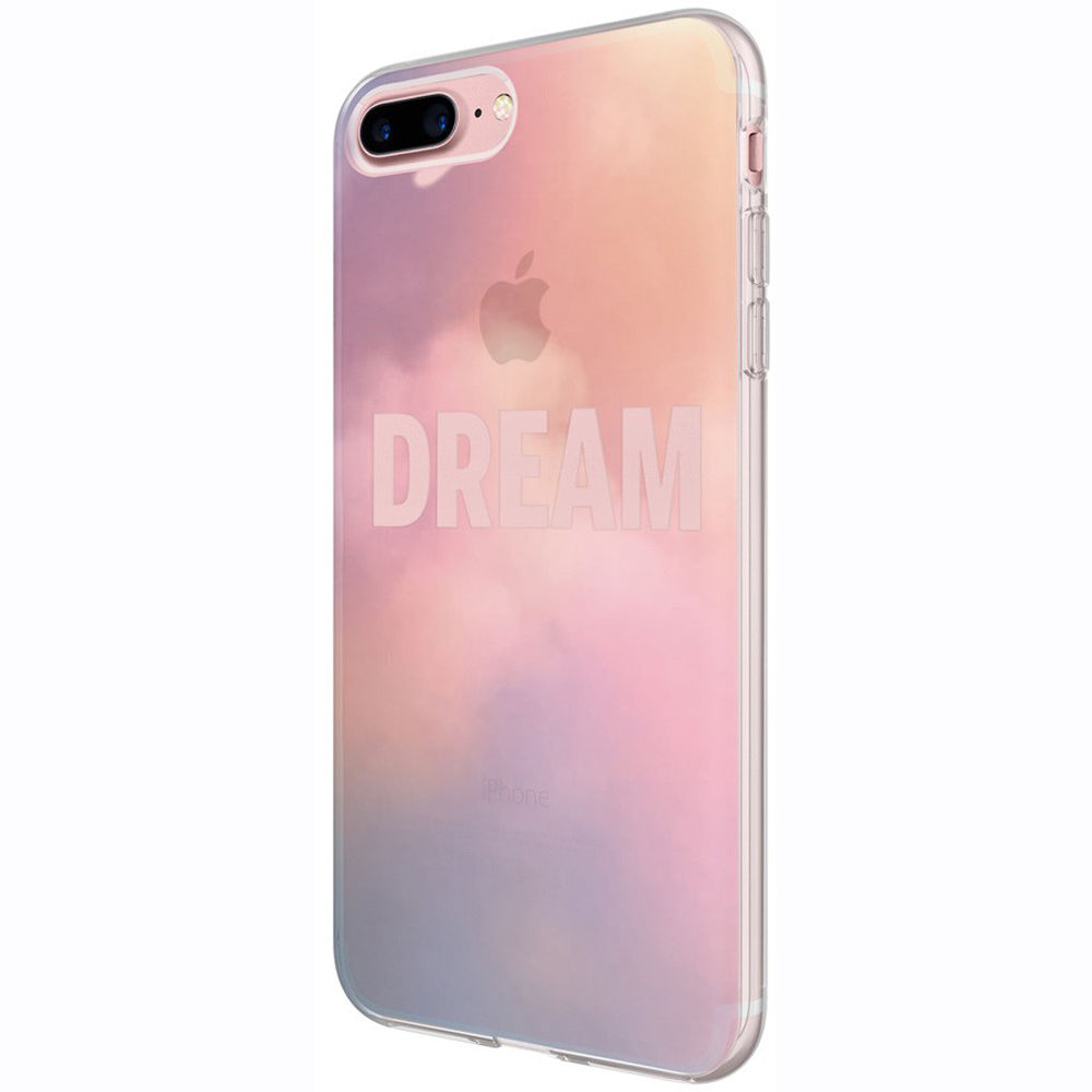 big sale 3b5cb 93c71 Incipio Design Series Case for iPhone 6 Plus/6s Plus/7 Plus/8 Plus (Dream)