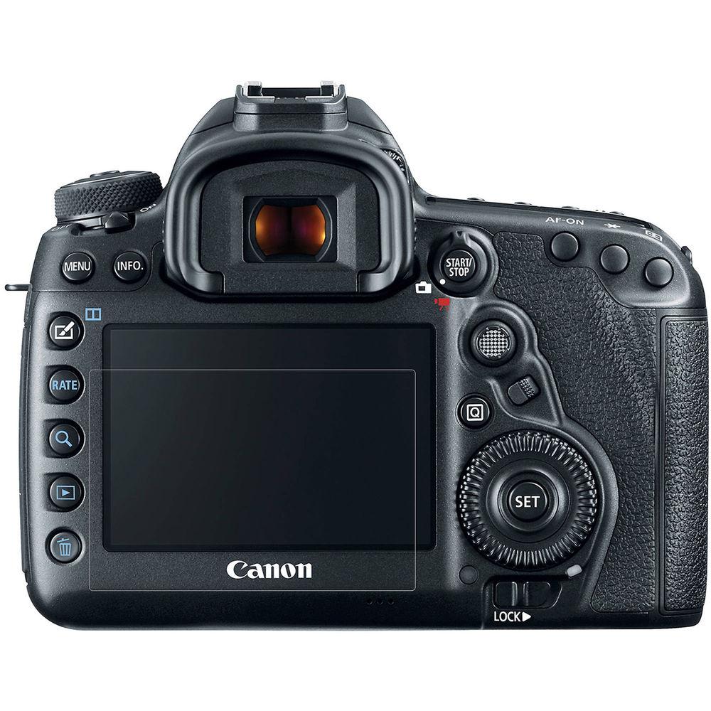 Vidrio óptico JJC LCD Protector de pantalla para Canon 5DM4 5DM3 5DS R 5D MARK III IV