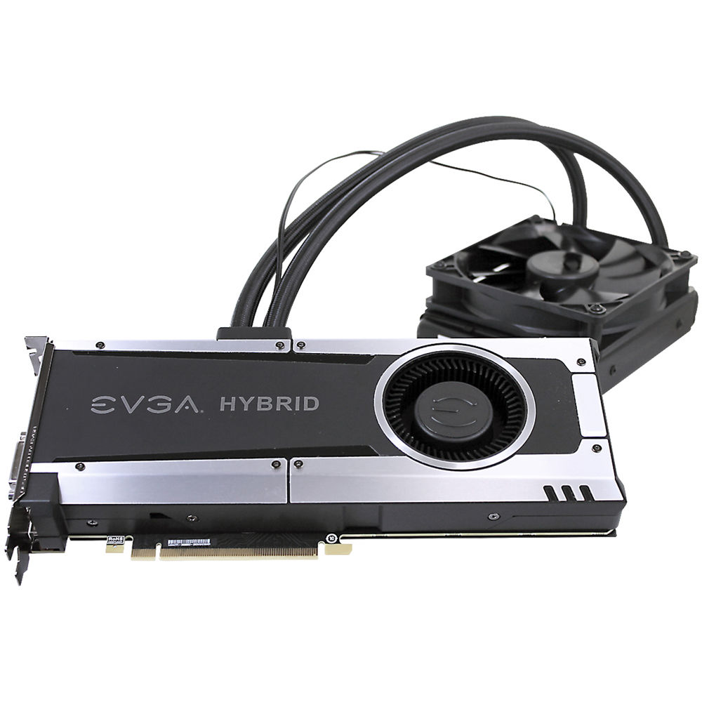 EVGA GeForce GTX 1070 HYBRID GAMING Graphics Card
