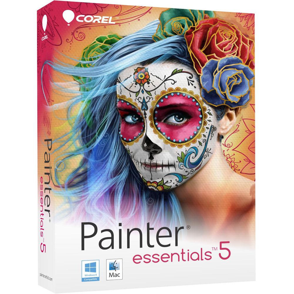 Corel Painter Essentials 5 (Download)