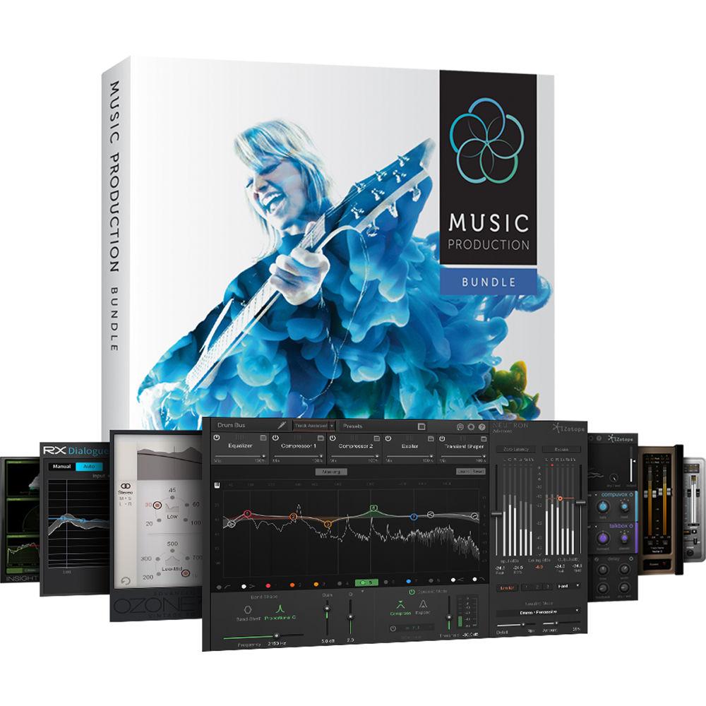 iZotope iZotope Music Production Bundle 2 - Mixing,