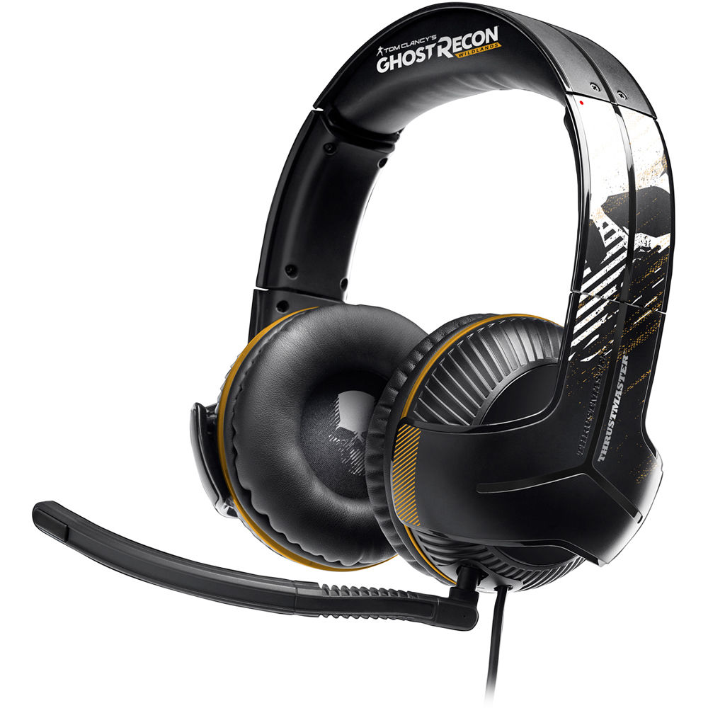 Thrustmaster Y-350X 7 1 Powered Ghost Recon Wildlands Edition Headset (Xbox  One)