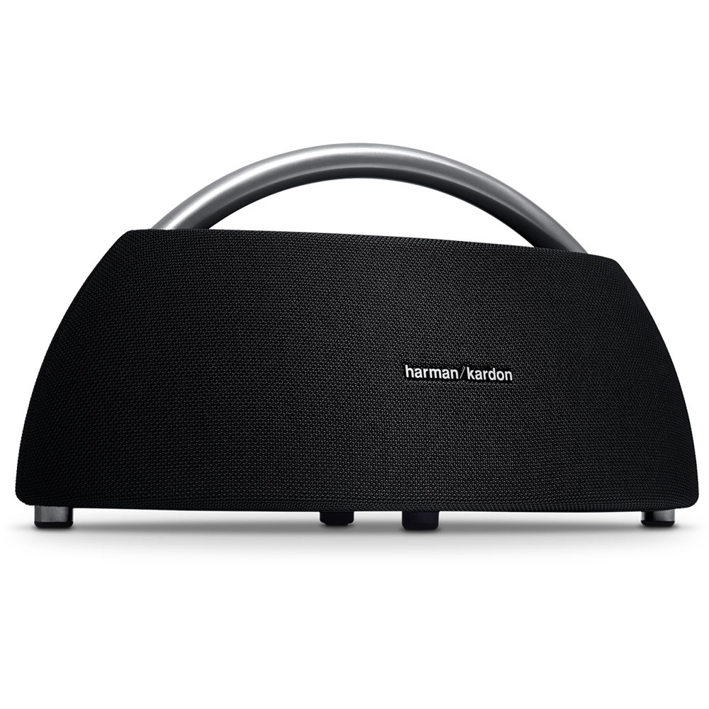 Harman Kardon Speakers >> Harman Kardon Go Play Bluetooth Speaker Hkgoplayminiblkam B H