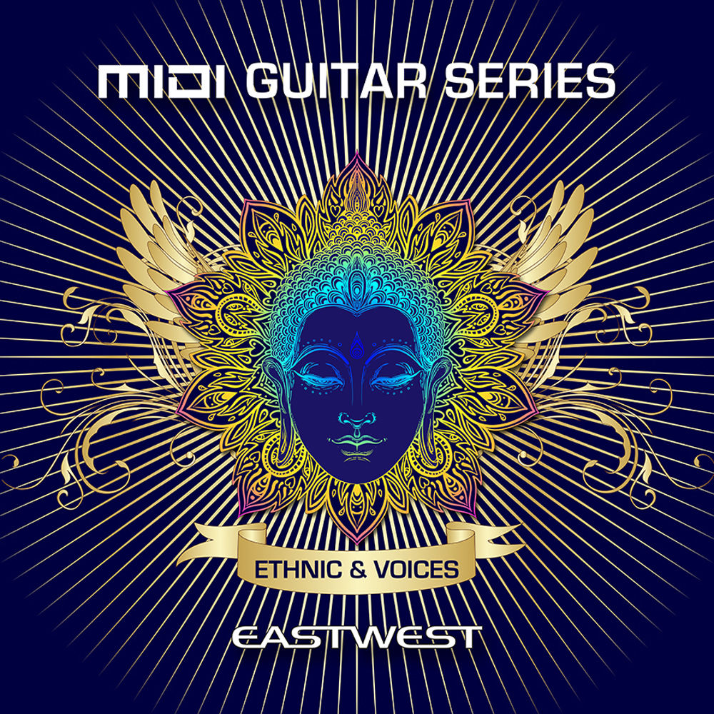 EastWest MIDI Guitar Series Vol 2: Ethnic and Voices - EW-302D