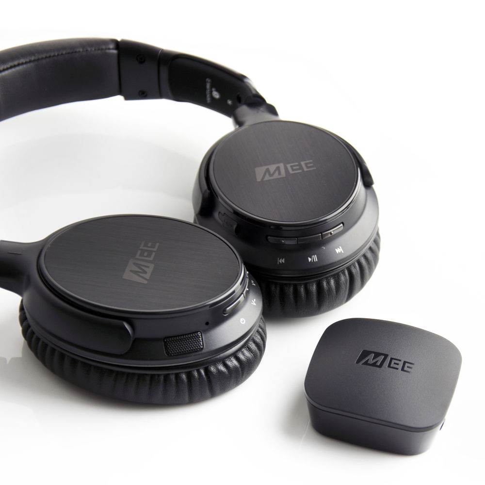 Mee Audio Connect Bluetooth Wireless Headphone Cmb T1h1 Mee B H