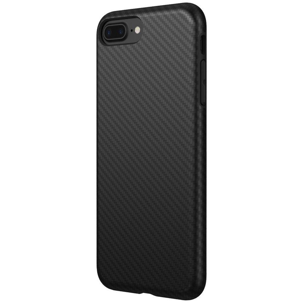 the best attitude f5899 e92c2 RhinoShield SolidSuit Case for iPhone 7 Plus/8 Plus (Carbon Fiber)