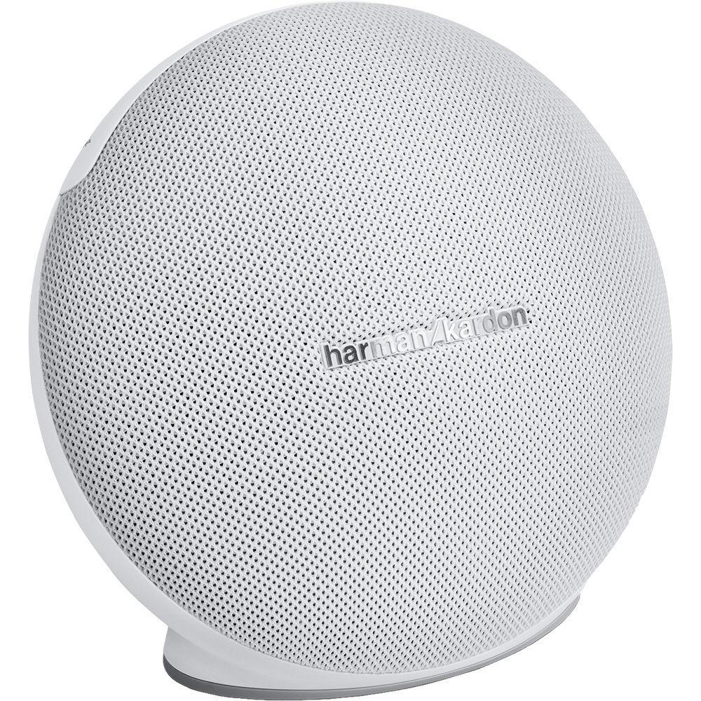 Harman Kardon Onyx Mini Portable Bluetooth Wireless Speaker (White)