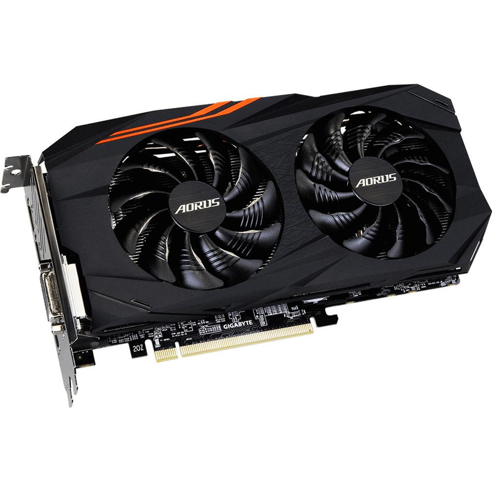 Gigabyte AORUS Radeon RX 580 4G Graphics Card