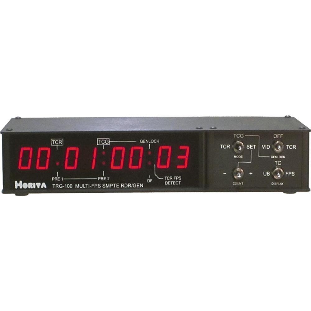 Horita TRG-100 Timecode Reader/Generator