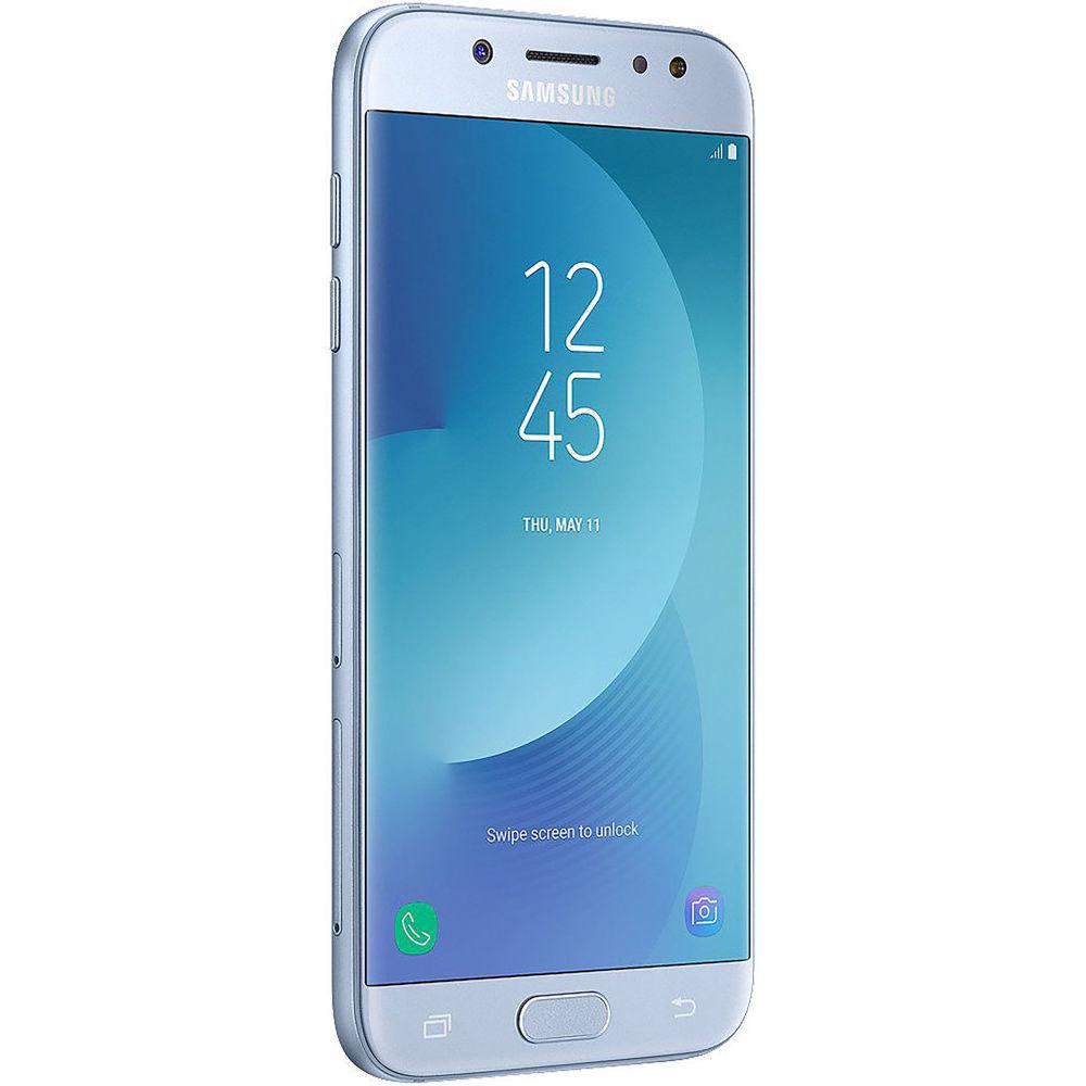 the best attitude 95aeb 719a4 Samsung Galaxy J7 Pro SM-J730G 16GB Smartphone (Region Specific Unlocked,  Silver)