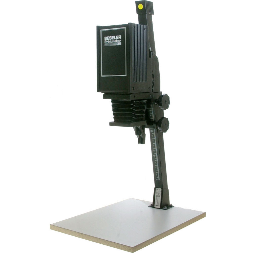 Beseler Printmaker 35 Condenser Enlarger with Baseboard