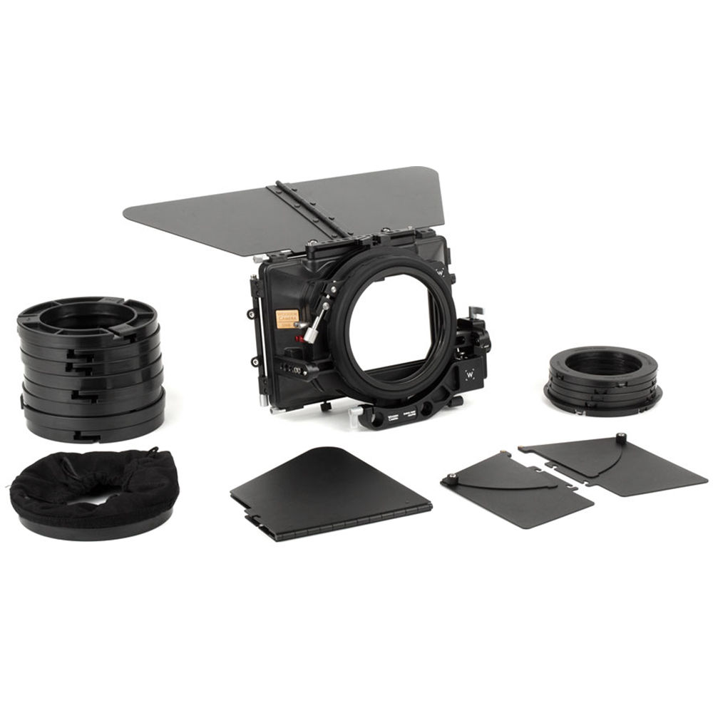 UMB-1 Mattebox Clamp On Ring Wooden Camera 143-95mm