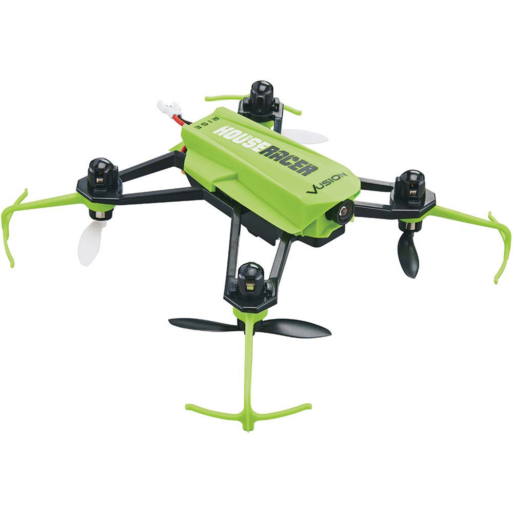 RISE Vusion House Racer Ready-to-Fly FPV Indoor Drone RISE0207