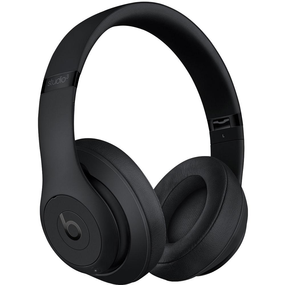 Beats By Dr Dre Studio3 Wireless Bluetooth Headphones Mx3x2ll A