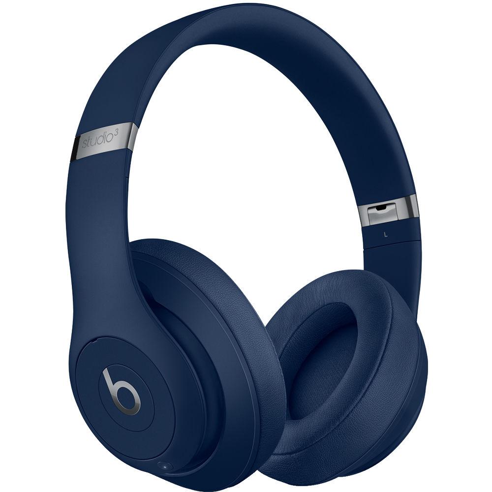 004d5efe4b7 Beats by Dr. Dre Studio3 Wireless Bluetooth Headphones MQCY2LL/A