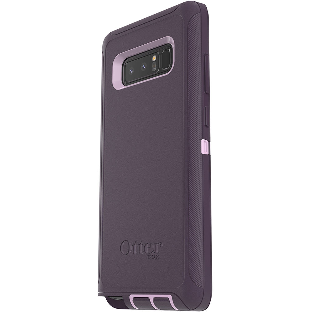 lowest price 3d42b 1617e OtterBox Defender Series Case for Galaxy Note 8 (Purple Nebula)