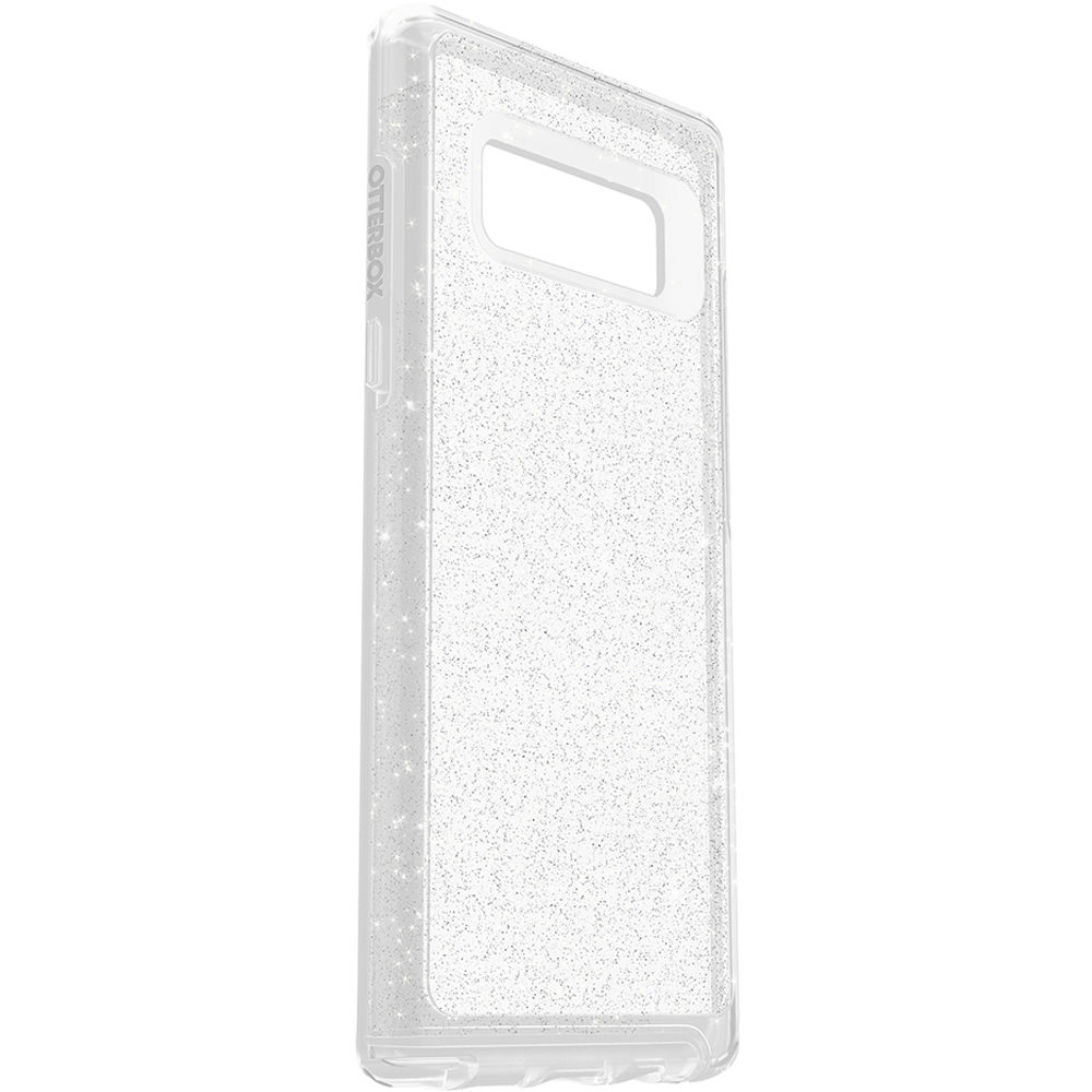 buy popular 9e381 4267e OtterBox Symmetry Series Clear Case for Galaxy Note 8 (Stardust)
