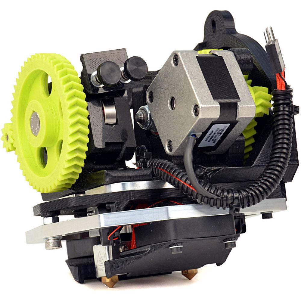 LulzBot TAZ Dual Extruder Tool Head v2