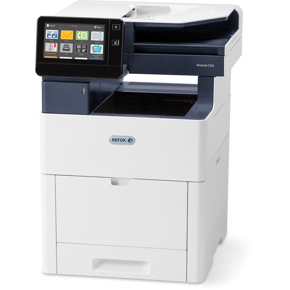 Xerox VersaLink C505/S All-In-One Color Laser Printer