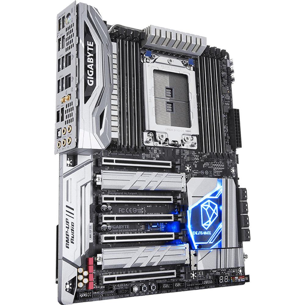 Gigabyte X399 Designare EX AMD Ryzen Motherboard (rev  1 0)