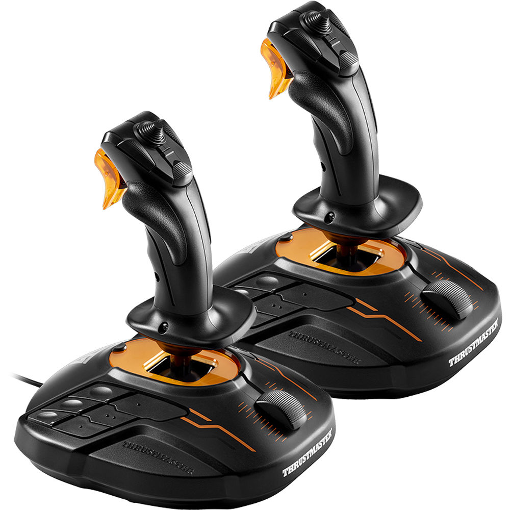 Thrustmaster T 16000M FCS Space Sim Duo Flight Sticks