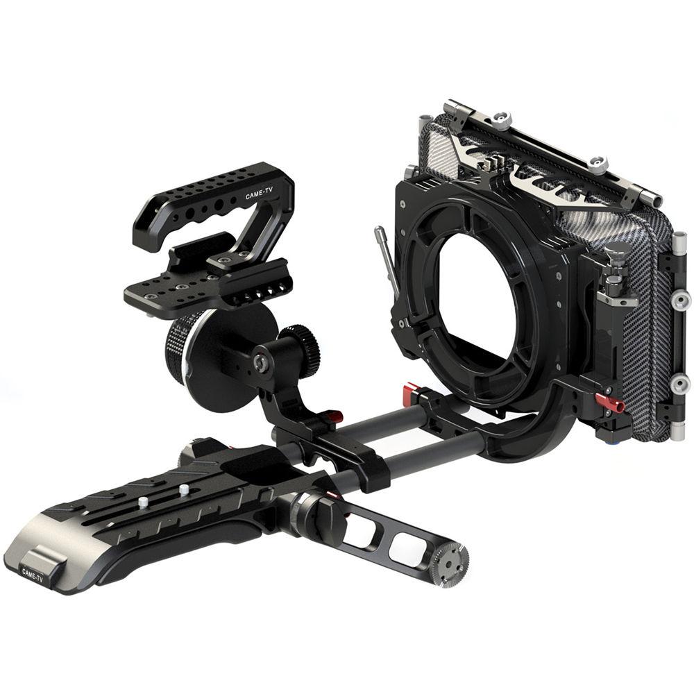 CAME-TV Shoulder Rig Plus for Blackmagic URSA Mini/URSA Mini Pro