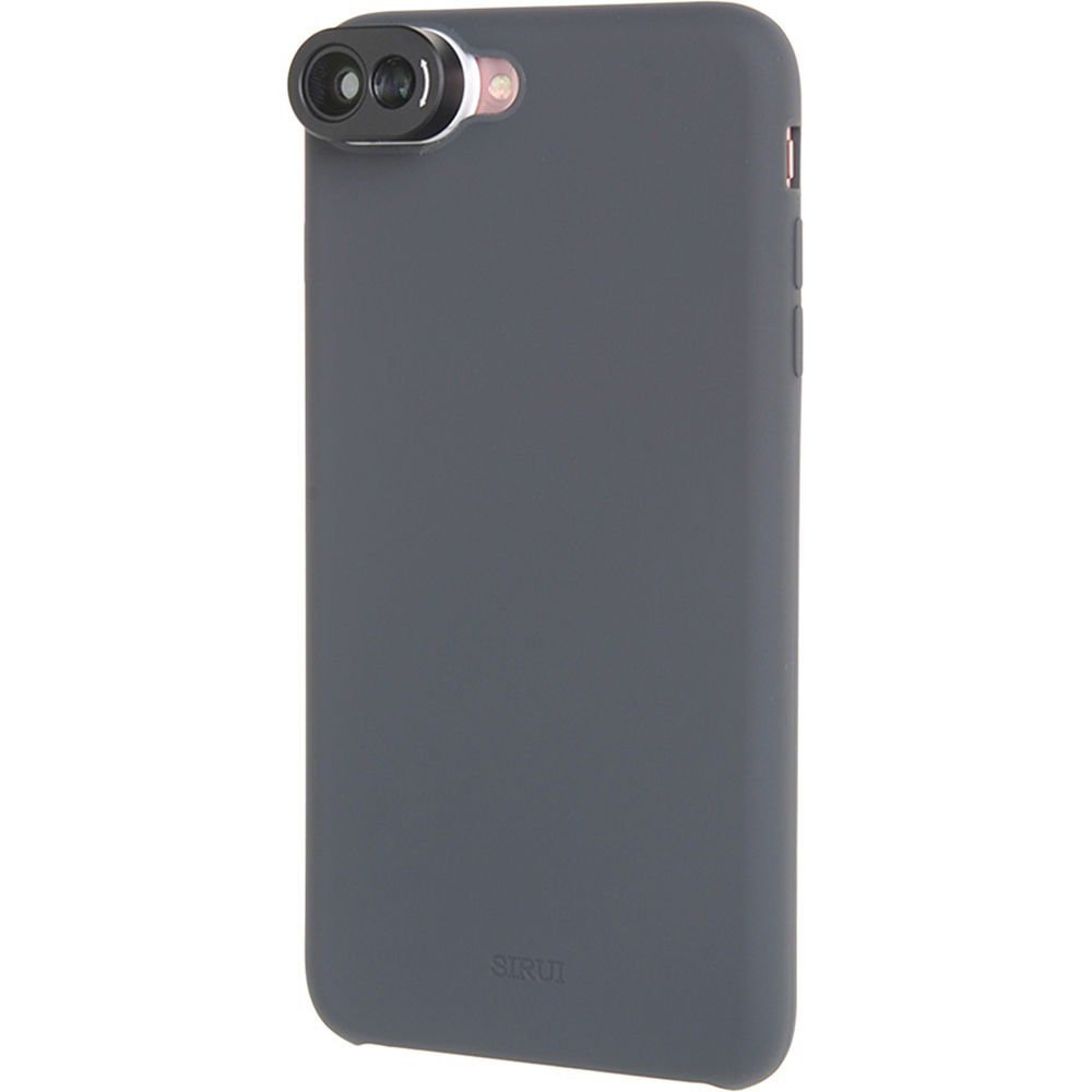 separation shoes 05cde 778ca Sirui Protective Case for iPhone 7 Plus (Gray)