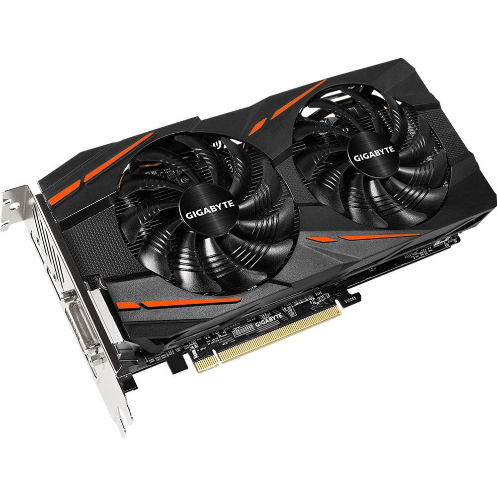 Gigabyte Radeon RX 570 4G Graphics Card