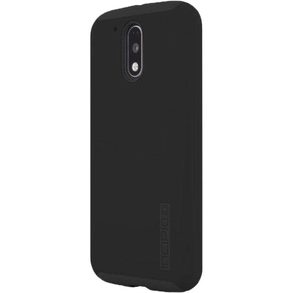 size 40 c06fd 68579 Incipio DualPro Case for Motorola Moto G4/G4 Plus (Black/Black)