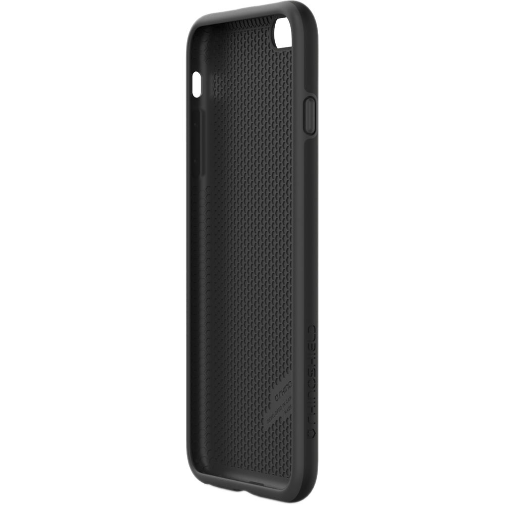 free shipping 3904e f6a15 RhinoShield PlayProof Case for iPhone 6/6s (Black)