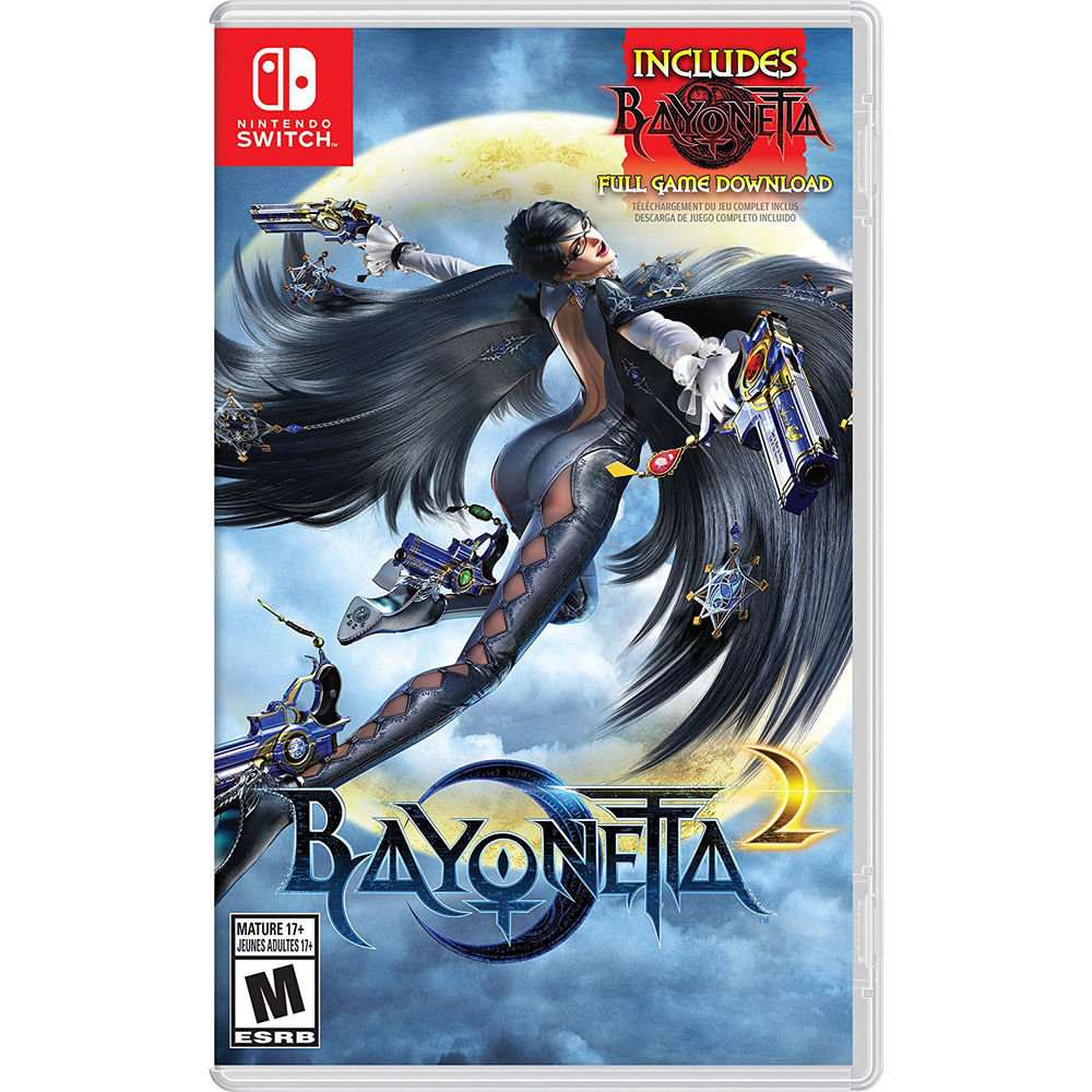 Nintendo Bayonetta 2 (Nintendo Switch)