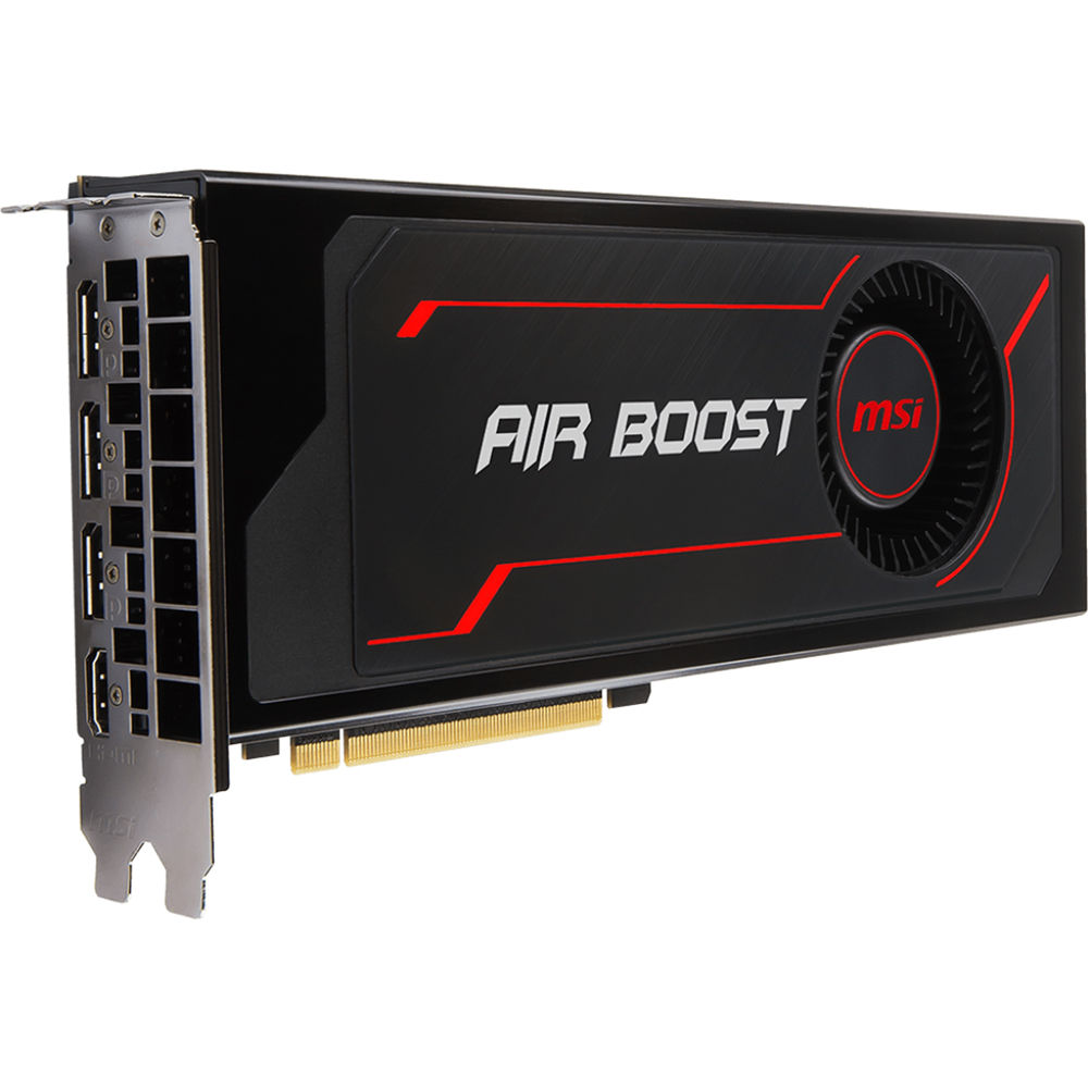 MSI Radeon RX Vega 56 Air Boost 8G OC Graphics Card