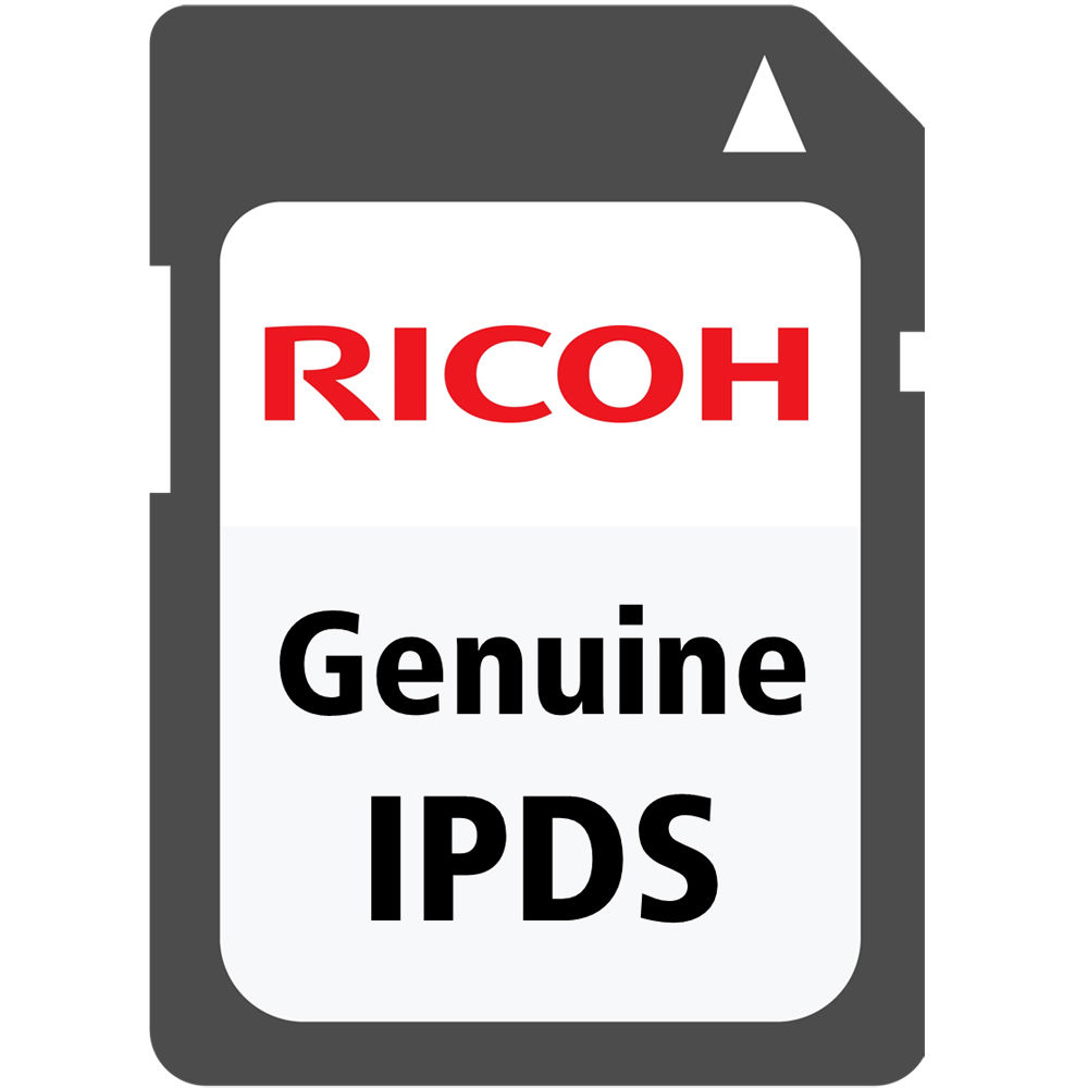 Ricoh Intelligent Printer Data Stream Unit Type P1
