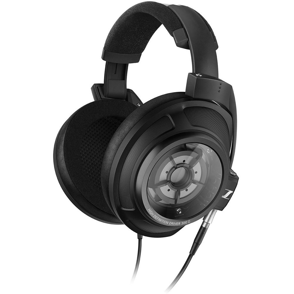 4307cfc659f Sennheiser HD 820 Closed-Back Stereo Over-Ear Headphones 507435