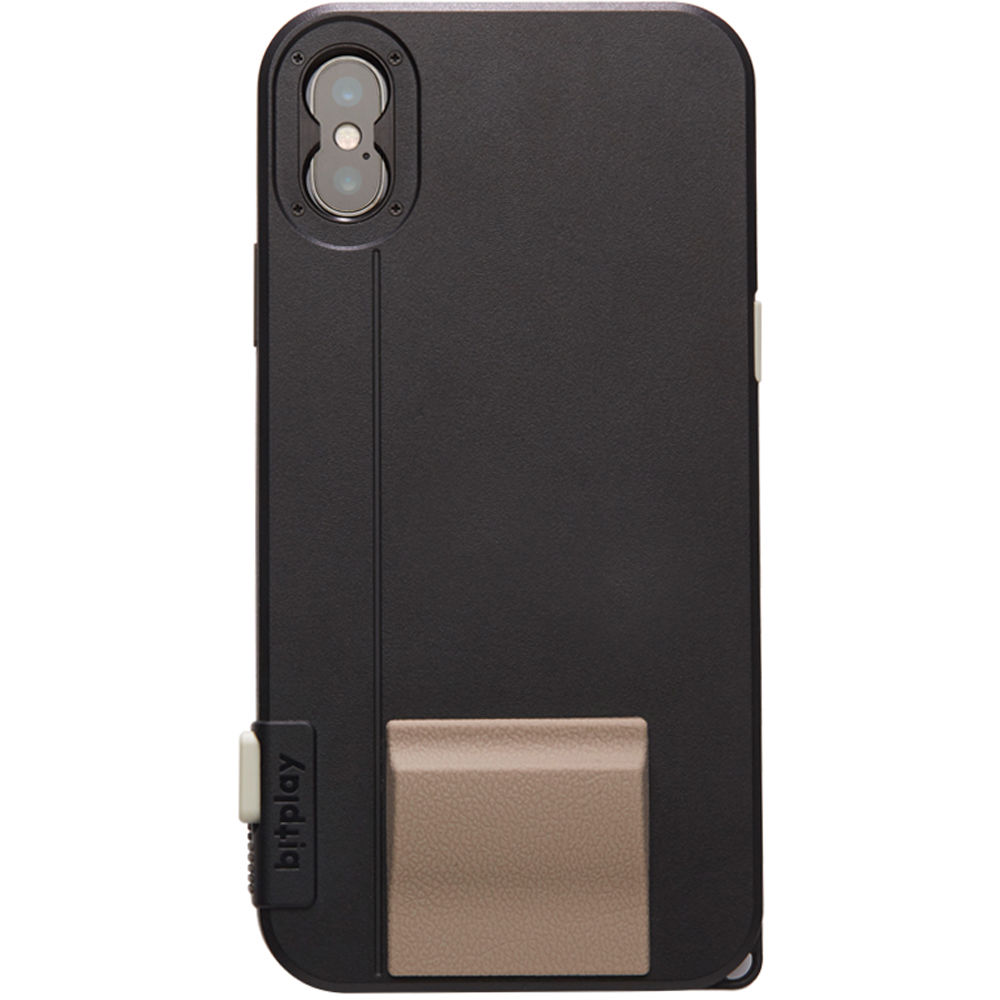 new styles e88fe 3ce65 bitplay SNAP! X Case for the iPhone X (Noir Black)