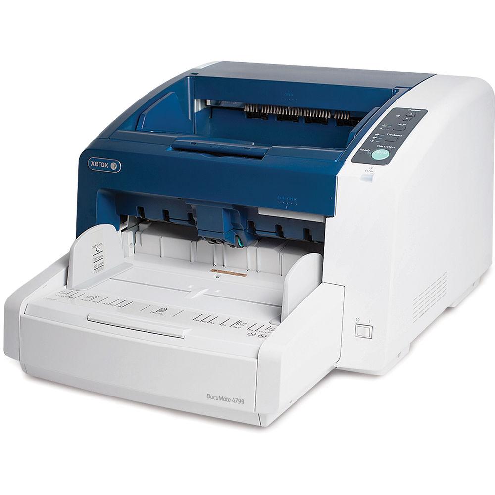 Xerox DocuMate 4799 Duplex Scanner