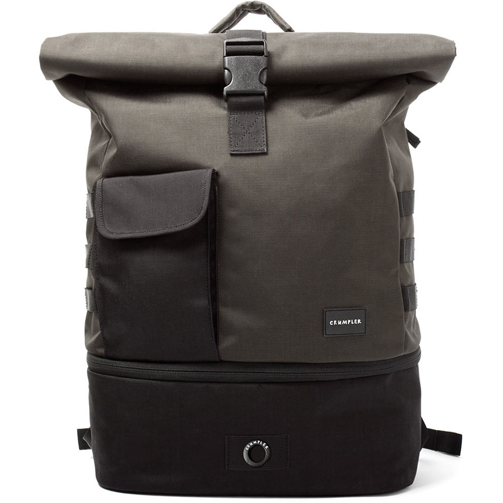 most fashionable hot-selling real good looking Crumpler The Trooper Camera Backpack (Charcoal/Black)