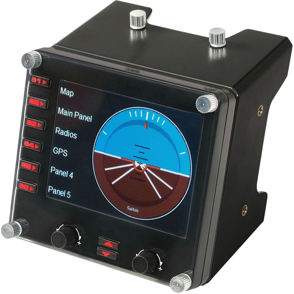 SAITEK PRO FLIGHT INSTRUMENT PANEL DRIVER FOR PC