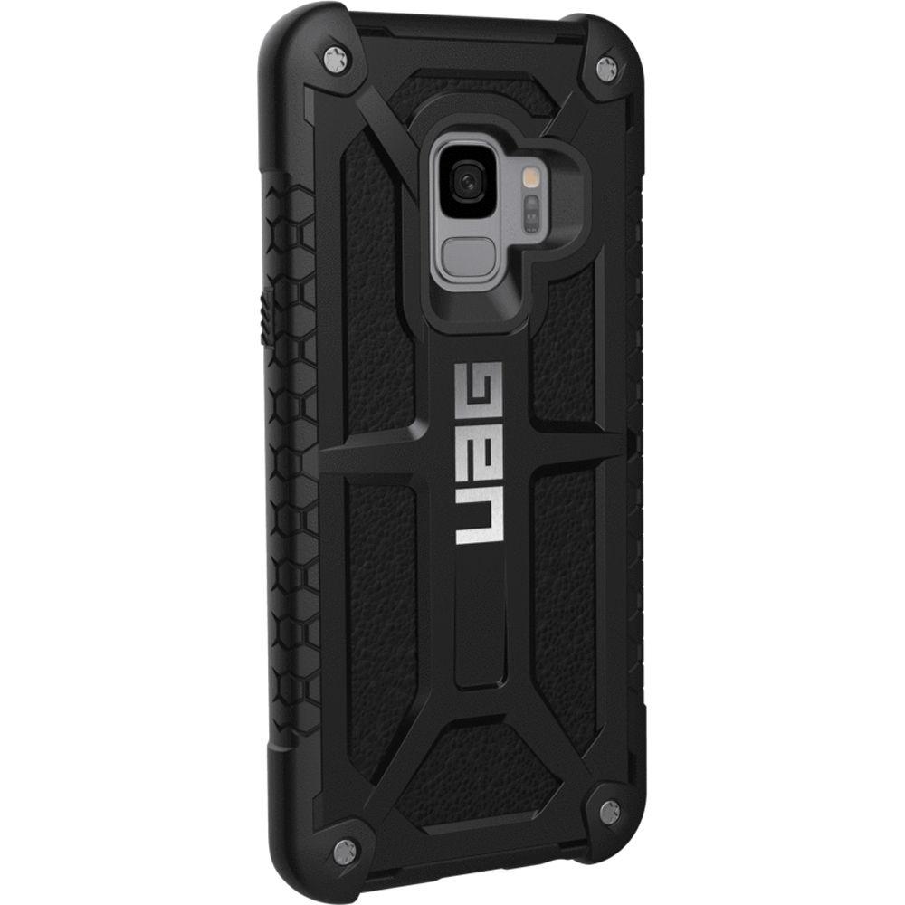 cheaper 9fbe7 78d2b Urban Armor Gear Monarch Series Case for Samsung Galaxy S9 (Black)