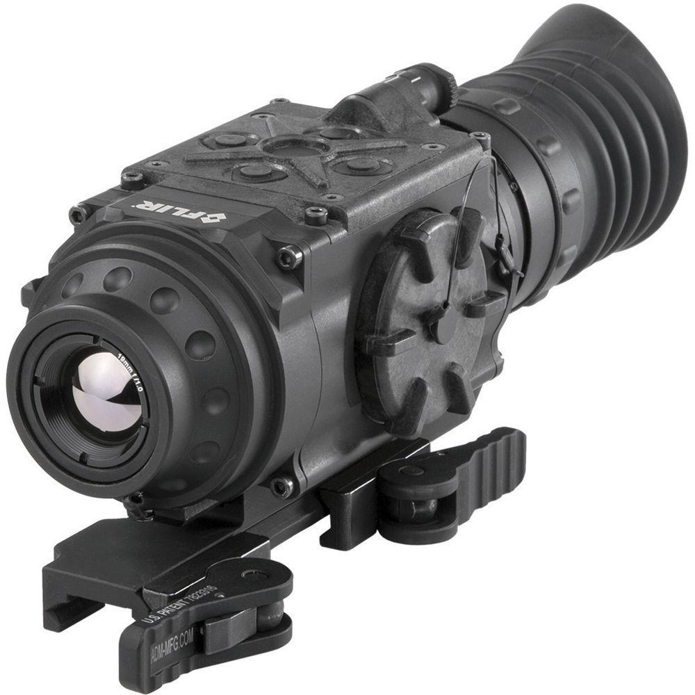 FLIR ThermoSight PTS233 Pro 1 5-6x19 Thermal Weapon Sight (60 Hz, Digital  Multi-Reticle, Matte Black)