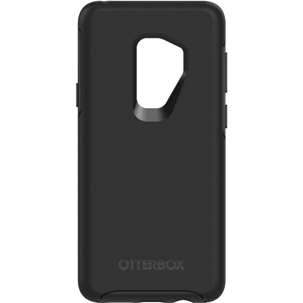 detailed look 52bc7 87561 OtterBox Symmetry Series Case for Samsung Galaxy S9+ (Black)