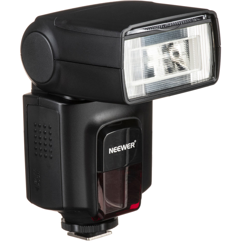 Neewer TT560 Manual Flash with 4 x 5