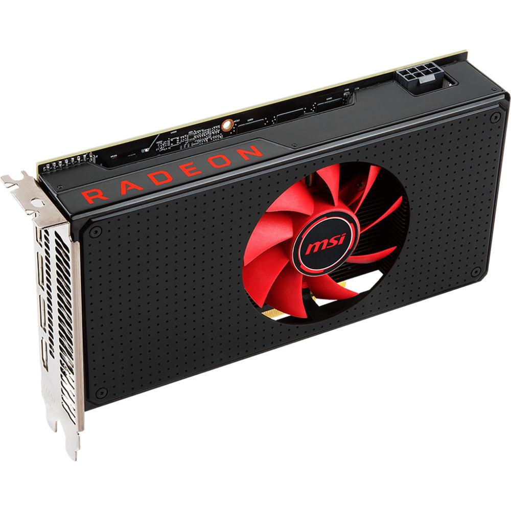 MSI Radeon RX 580 8G V1 Graphics Card