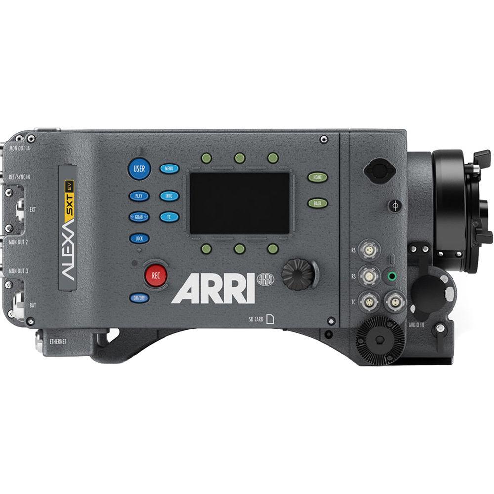 ARRI ALEXA SXT EV Camera Body (LDS PL) K1 0006178 B&H Photo