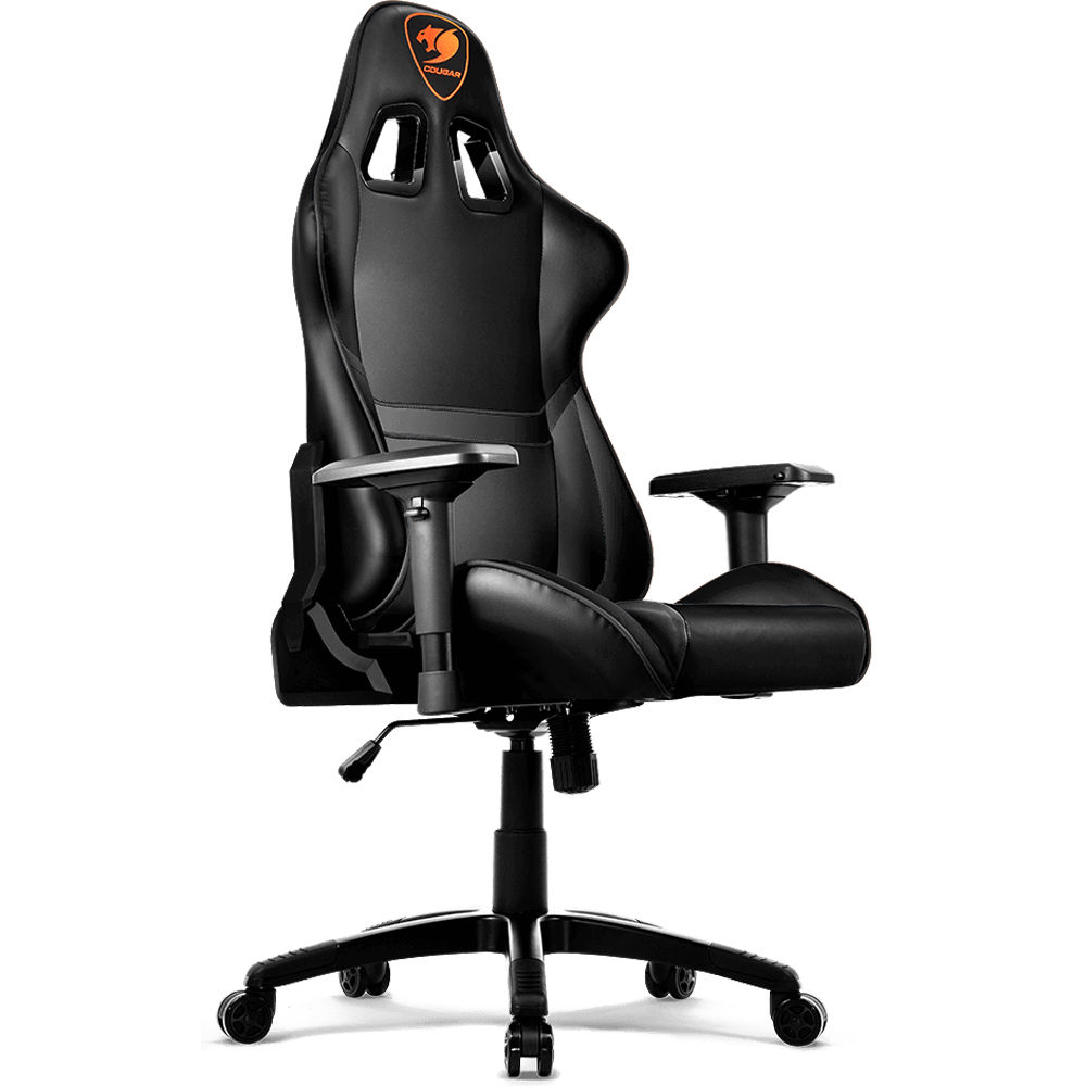 Outstanding Cougar Armor Gaming Chair Black Uwap Interior Chair Design Uwaporg