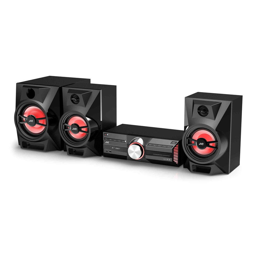 JVC MX-N536B 2 1-Channel Region-Free DVD Home Theater System