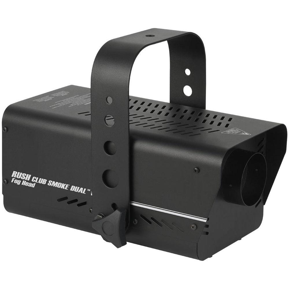 Martin Professional Lighting Rush Club Smoke Dual Fog Head Black
