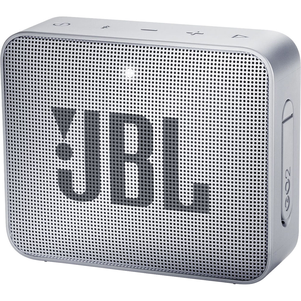 Jbl Go 2 Portable Wireless Speaker Jblgo2champagneam B H Photo